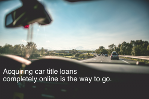 Fully online service by titleloansunion.com.